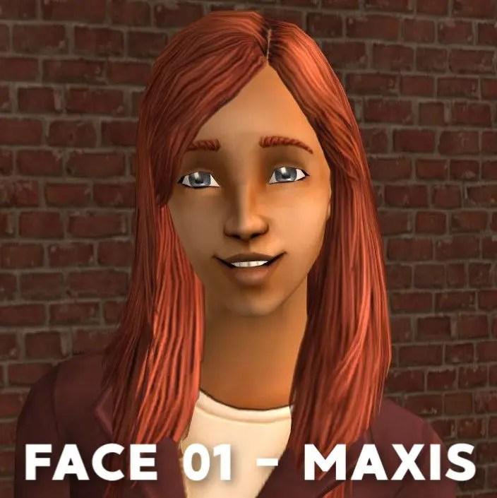 Face01 Maxis