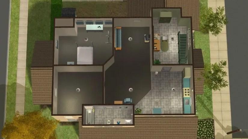 Top Floor - Caretaker Apt