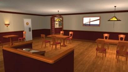 Doc Alan's Restaurant Seating