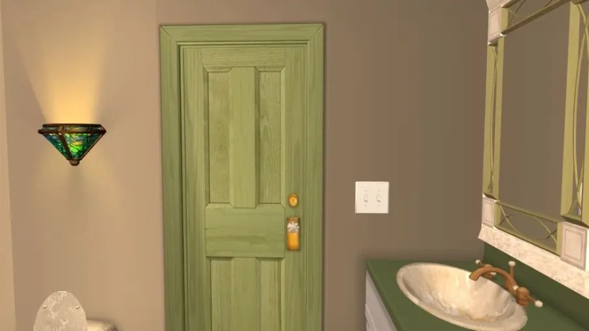 Sims 2 Light Switch