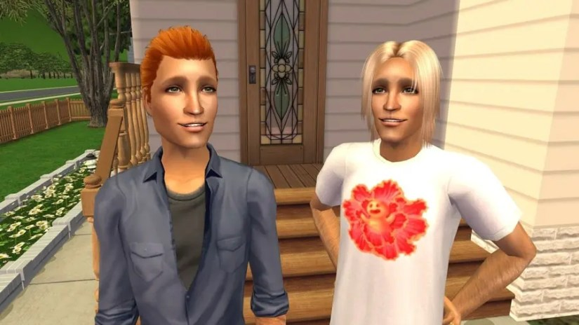The Sims 2 Fairplay Caliendo Family CC