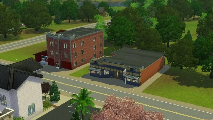 Consignment Store Sims 3 Pleasantview