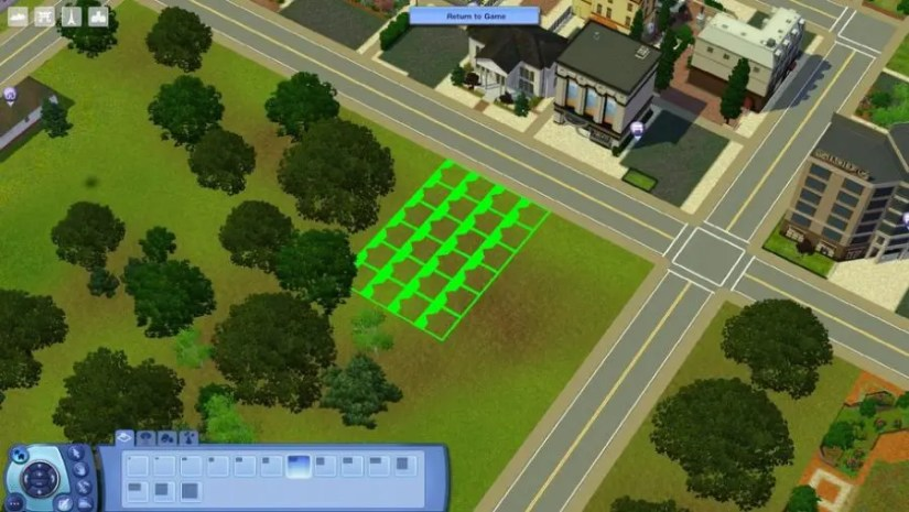 Place 30x20 Lot for Fire Station