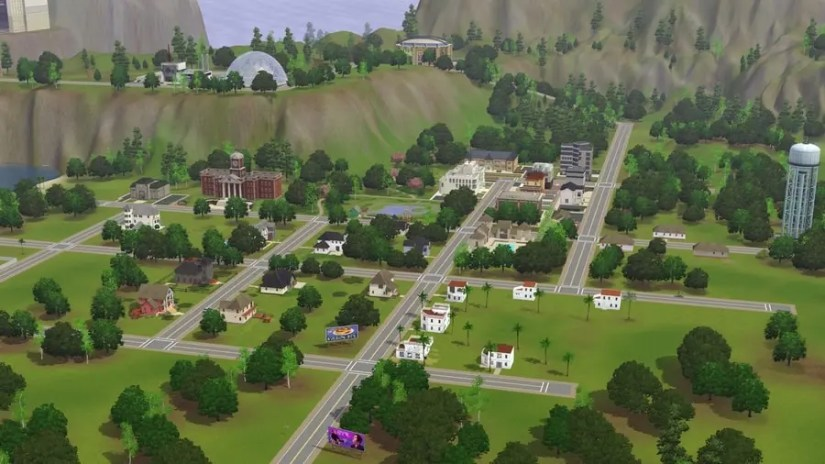 The Sims 3 Pleasantview