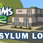 Sims 2 Asylum Lot Download ~ Use with Asylum Challenge