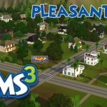 The Sims 3 Pleasantview ~ Updated and Improved Populated World!