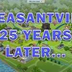 The Sims 4 Pleasant Sims Save ~ 25 Years After Sims 2