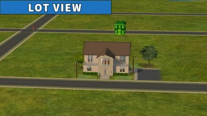 Pleasant Valley Apartments Lot View