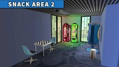 Interactive Arcade SNACK AREA 2