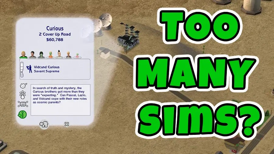Limiting Population Sims 2