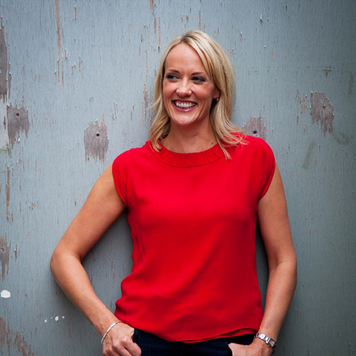 PCWA Host, Kate Goodman