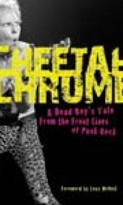 Cheetah Chrome's book