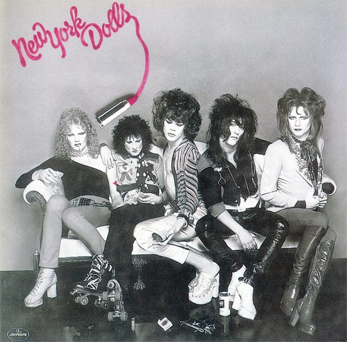 Remembering The New York Dolls With L U V