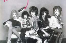 New York Dolls First Album