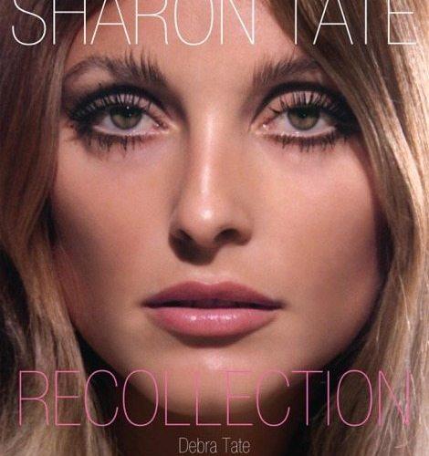 Sharon Tate book cover by Debra Tate