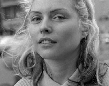 Debbie Harry from Blondie 1977 NYC