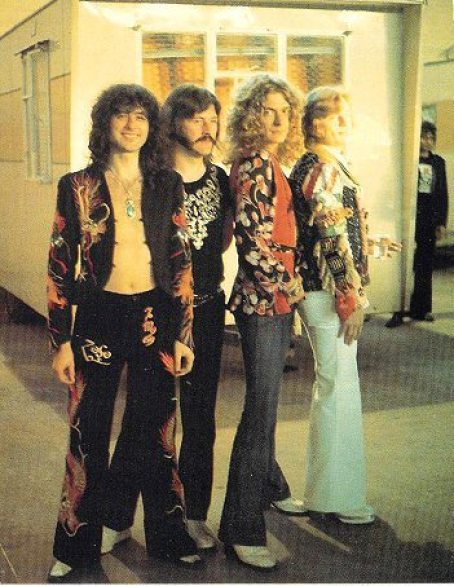 Backstage, May 23, 1975