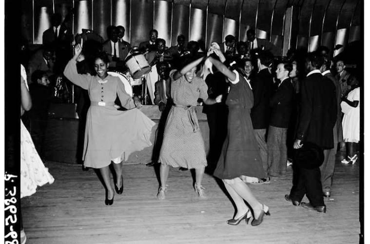 VINTAGE DANCE PARTY PHOTOS!!! (PART 1)