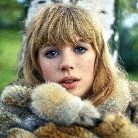 marianne-faithfull-by-john-kelly-1967