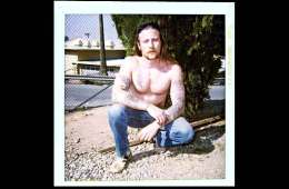 Found Photos: Polaroids from Prison © pleasekillme.com