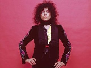 Marc Bolan Image: Getty