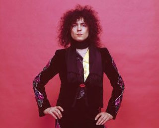 Marc Bolan Image: Getty