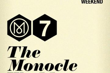 The Monocle Weekly logo