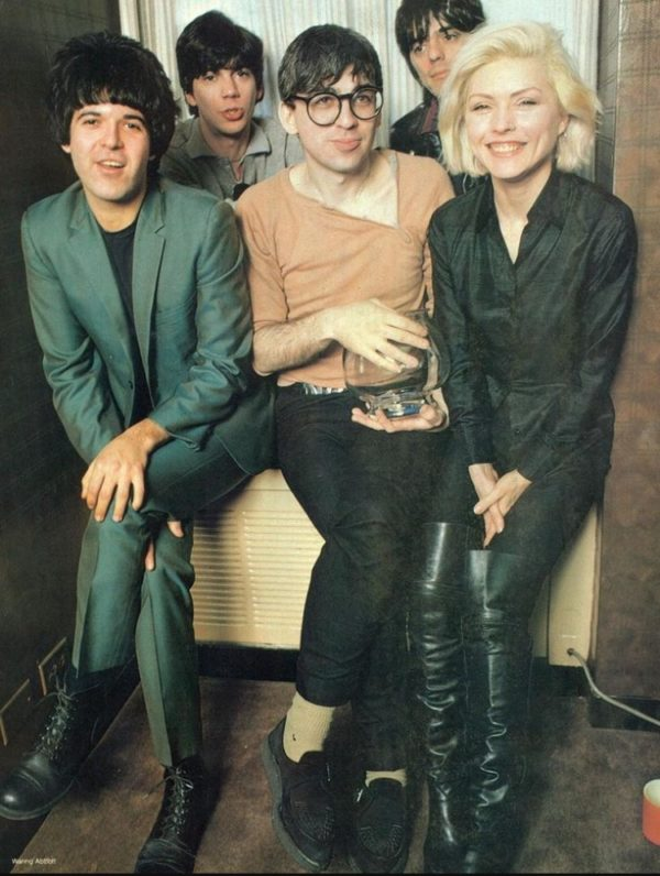 Blondie - photo by Waring Abbott