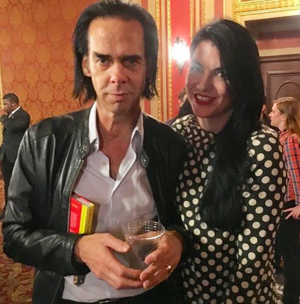 Nick Cave & Amy Haben