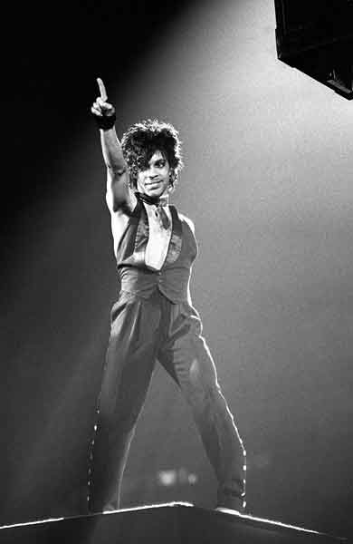 Prince - photo by © Dan Corrigan