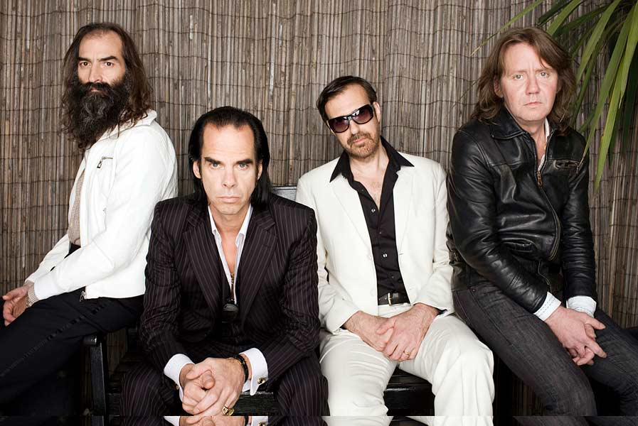 Grinderman by Polly Borland