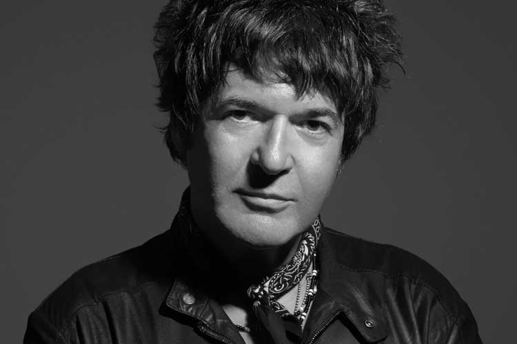 Clem Burke by Rich McMahon