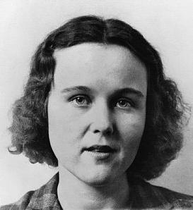 Joan Vollmer Burroughs - Source: Wikipedia
