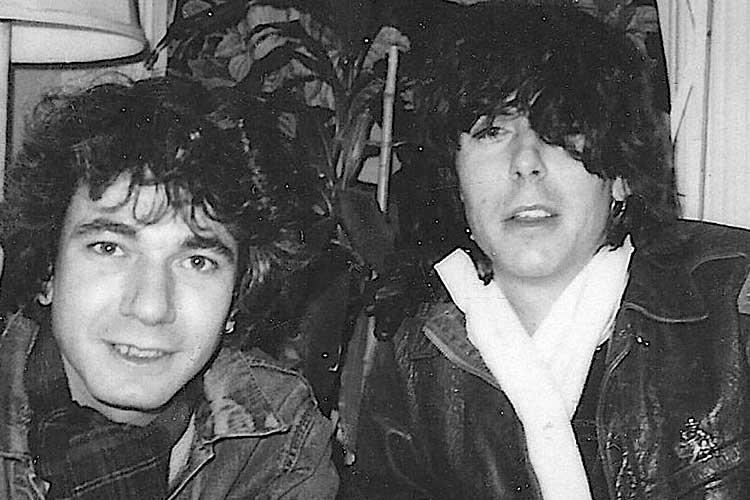 Richard-Boch-&-Pete-Farndon-1980-photo by © Lynette-Bean