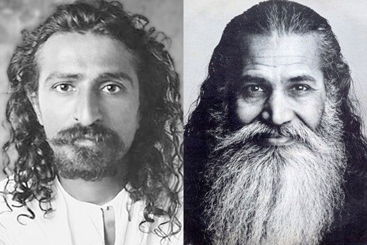 Meher Baba and Swami-Satchidananda.jpg