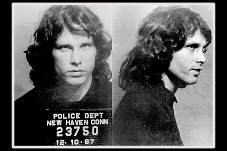 WHAT REALLY HAPPENED THE NIGHT JIM MORRISON WAS ARRESTED ON STAGE 50