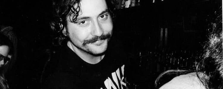 Lester Bangs -photo © by GODLIS