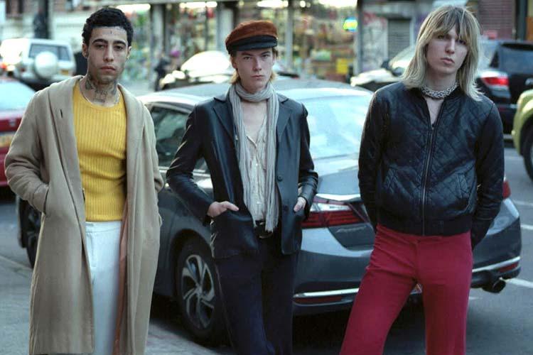 Beechwood - Isa, Sid, Gordon. Nika De Carlo photo