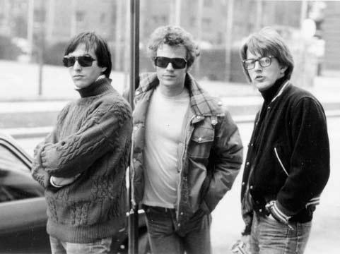 The Nerves - Paul Collins, Jack Lee, Peter Case
