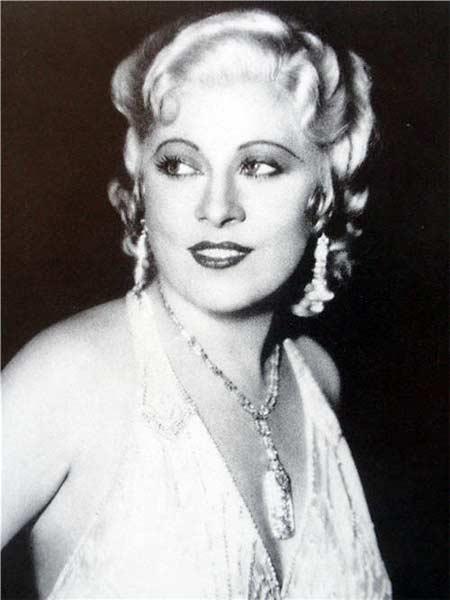 Mae West - circa