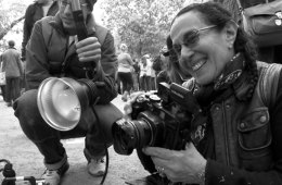 Mary Ellen Mark - CC by Waterjunebug from Wikimedia Commons