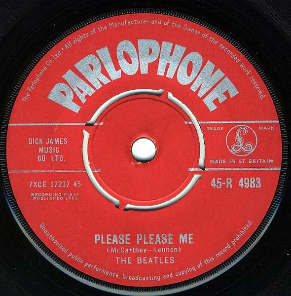Please Please Me - The Beatles