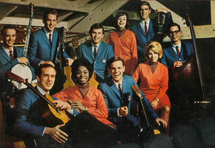 Good Time Singers, late 1963