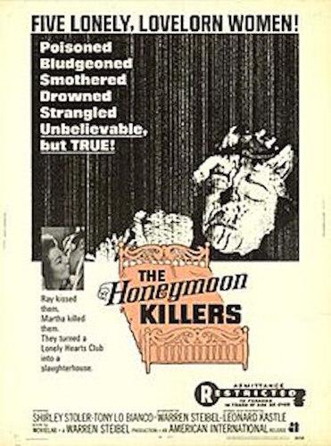 The Honeymoon Killers movie poster