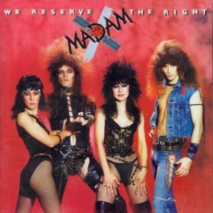 Madam X record cover