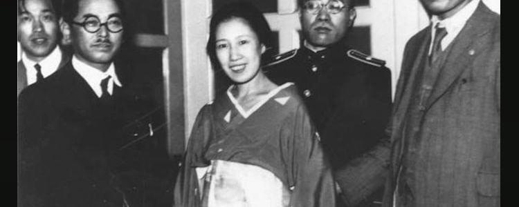 Sada Abe Geisha Murderess