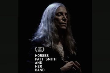 Patti Smith Horses movie poster