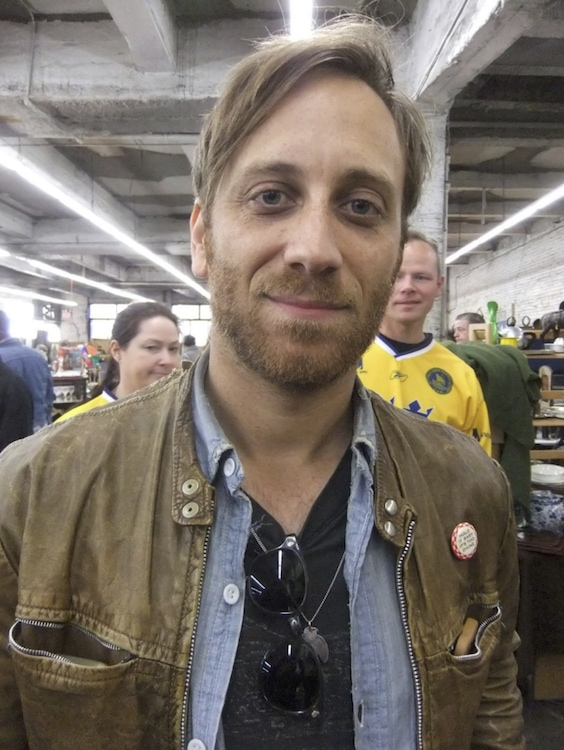 Dan Auerbach, multi-Grammy winner, guitarist, vocalist, producer for the Black Keys, The Arcs and other groups