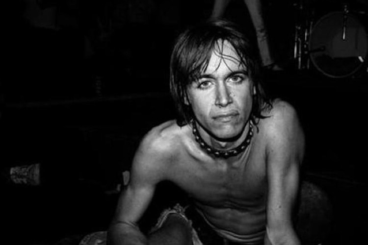 Iggy Pop, Photo by Leee Black Childers