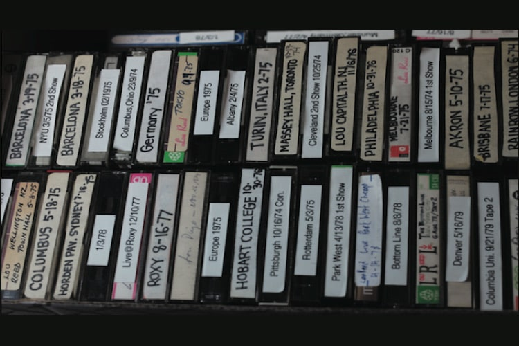 Lou Reed's Archive